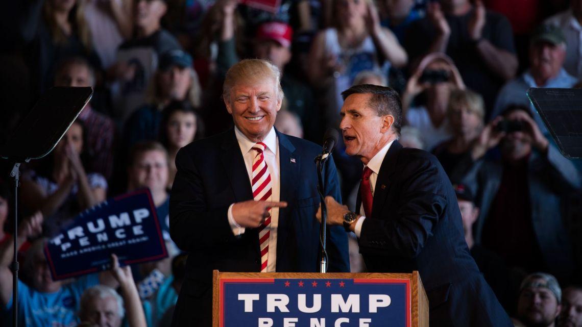 Trump geeft gratie aan Michael Flynn