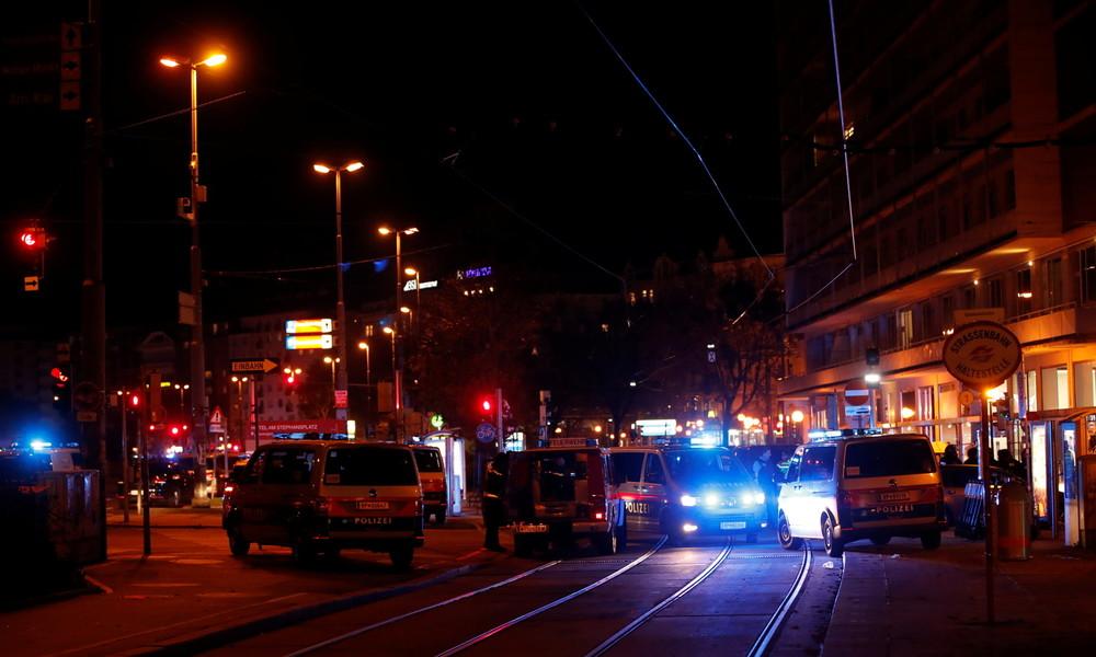 Terreur in Wenen: meerdere doden na de aanslag op de synagoge (video's en foto's) #Vienna #Wien #Schiesserei