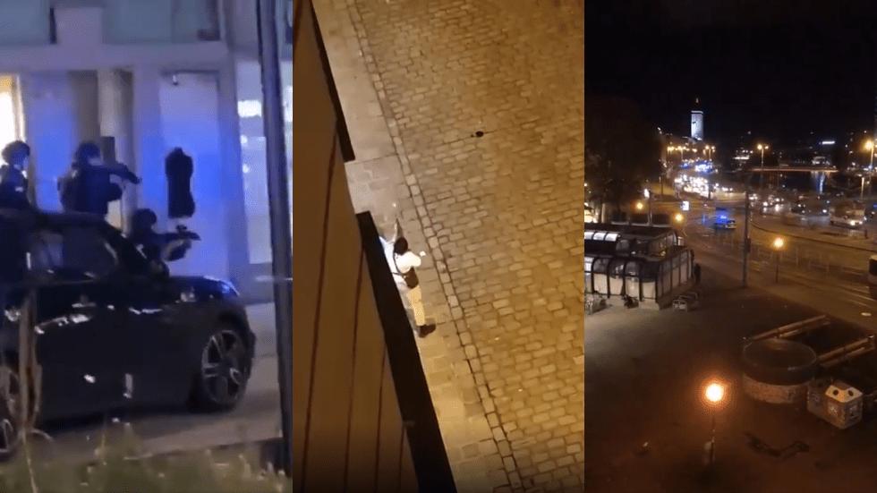 BREAKING: Meerdere aanvallers betrokken bij TERREUR-incident in Wenen (DRAMATISCHE VIDEO'S)