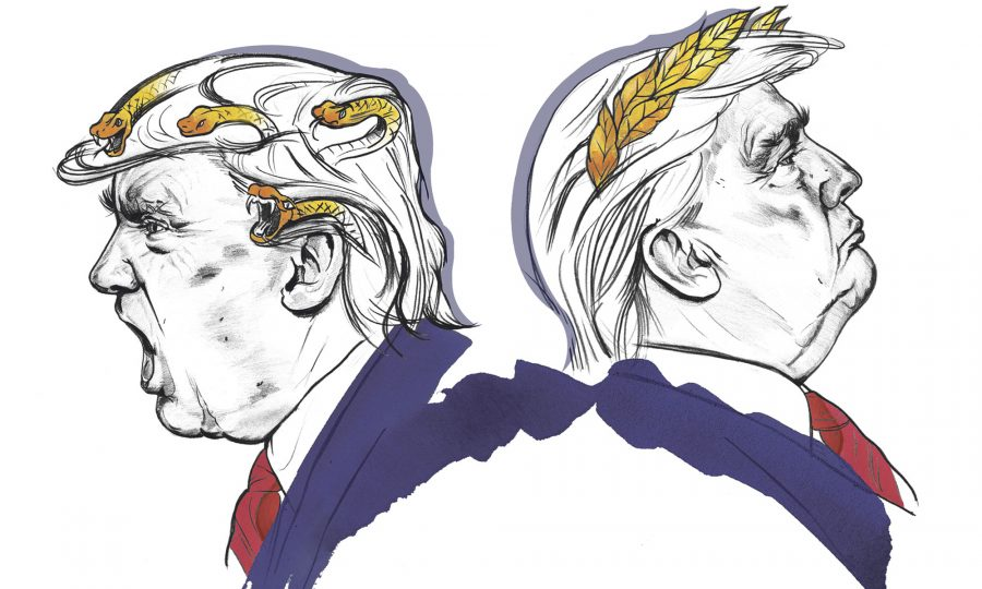 Waarom Trump niet zal weggaan