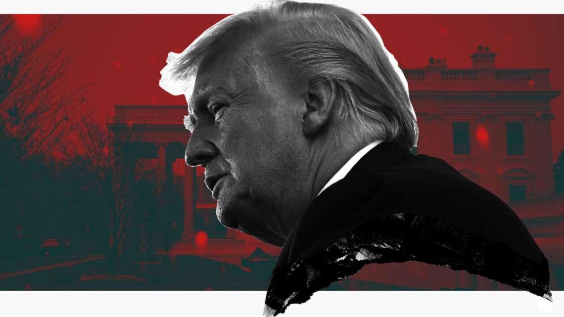 Corporate America neemt het speelgoed van Trump weg