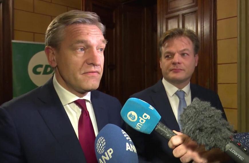Seksschandaal Nederland: parlementariër de mond gesnoerd