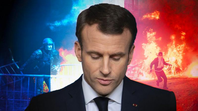 De val van Parijs