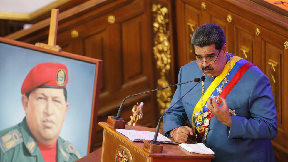'Ku Klux Klan cowboys van het Witte Huis': Maduro lost in vurige toespraak op Trumps 'extremistische' regering