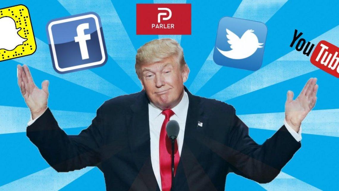 Trump zal nooit meer naar Twitter mogen terugkeren, zelfs niet als hij wordt herkozen tot president