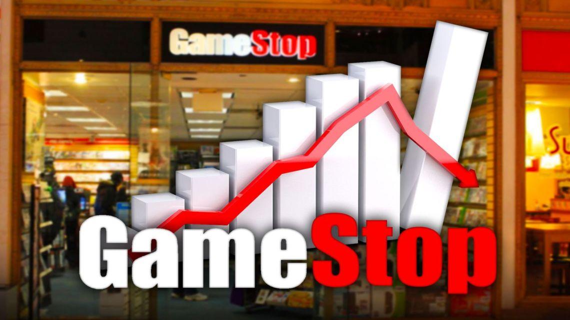 Game Over voor GameStop promotor?