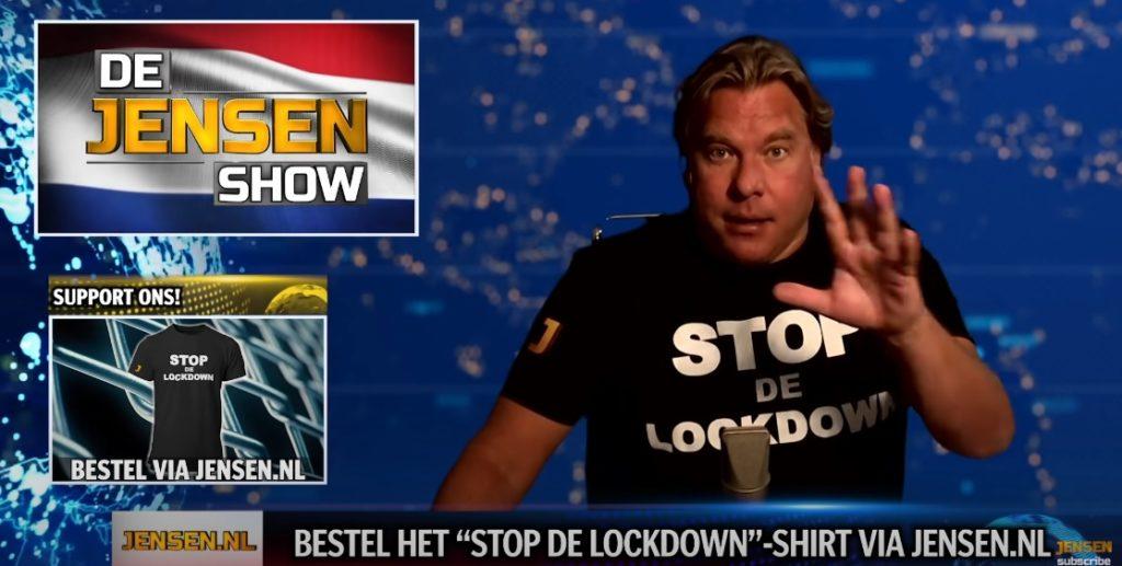 Rellen in Nederland: Robert Jensen is een verschrikkelijke oproer kraaier