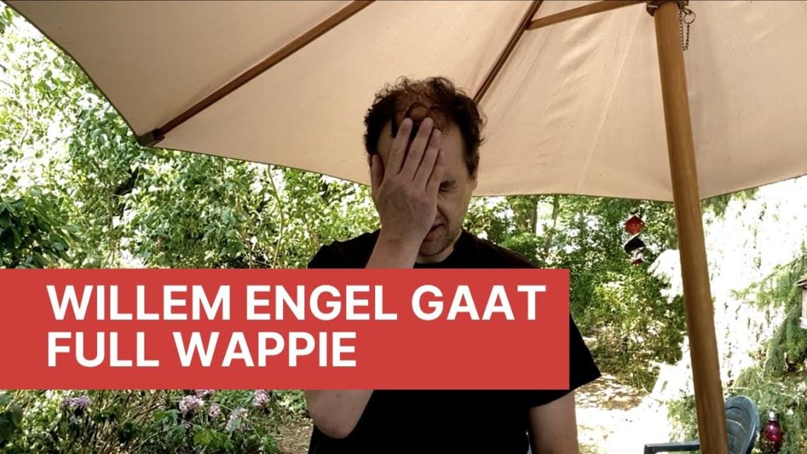 Virus-wappie Willem Engel beweerd dat vaccin niet bestaat