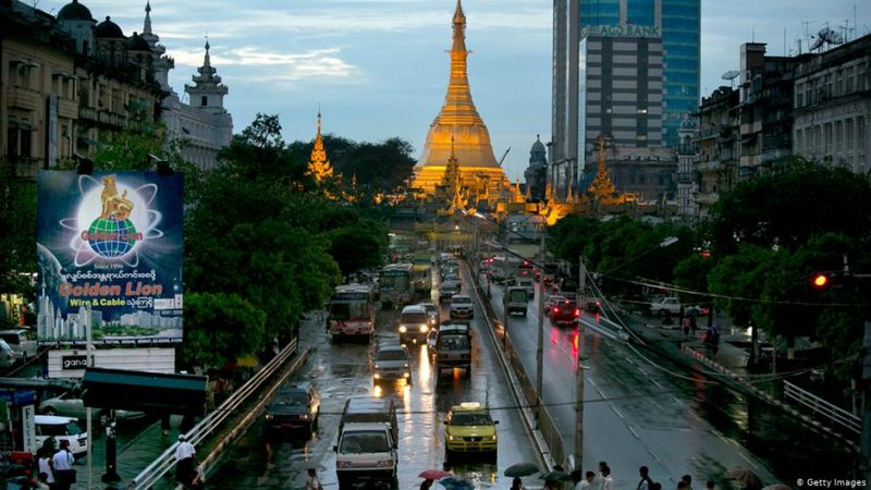 Birmese dagen, opnieuw bezocht