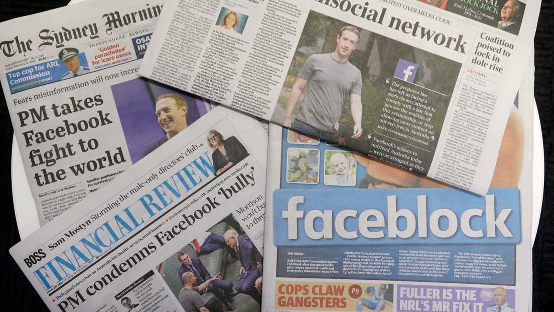 Stel je voor dat je wakker wordt en geen nieuws op Facebook hebt: wat is er in Australië gebeurd en waarom is het voor iedereen relevant?