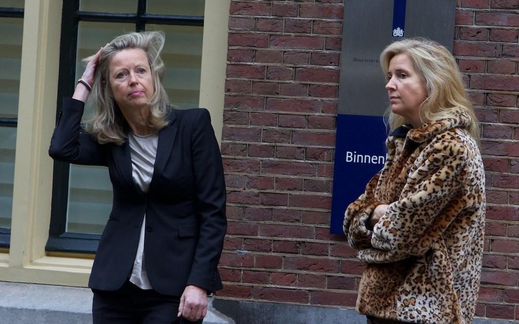 Kajsa Ollongren een 'woekerende tumor' voor de onafhankelijke media