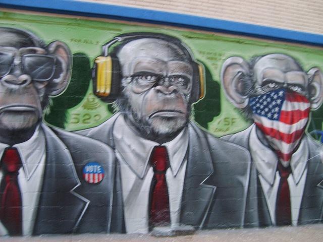 """""""De CIA als Georganiseerde Misdaad"""": Het openen van CIA's blik van Wormen"""