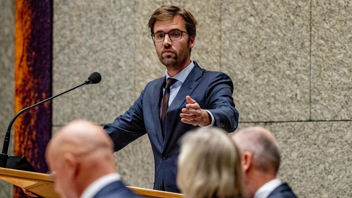 Kamerlid Sjoerdsma (D66) en hoge Nederlandse diplomaat op sanctielijst China