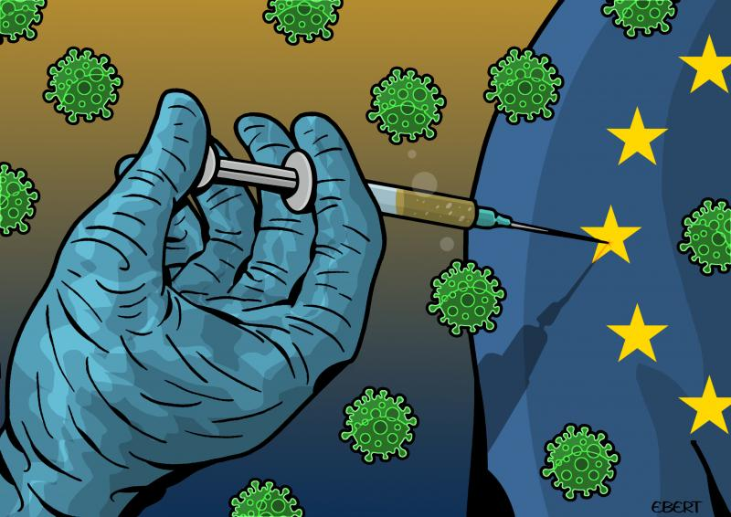 De inentingswaanzin