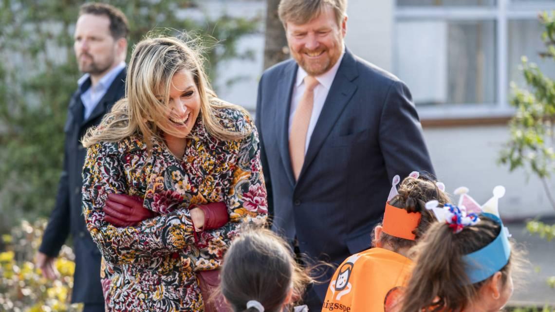 @koningsdag Koningsdagpeiling: vertrouwen in koning en draagvlak monarchie staan onder druk