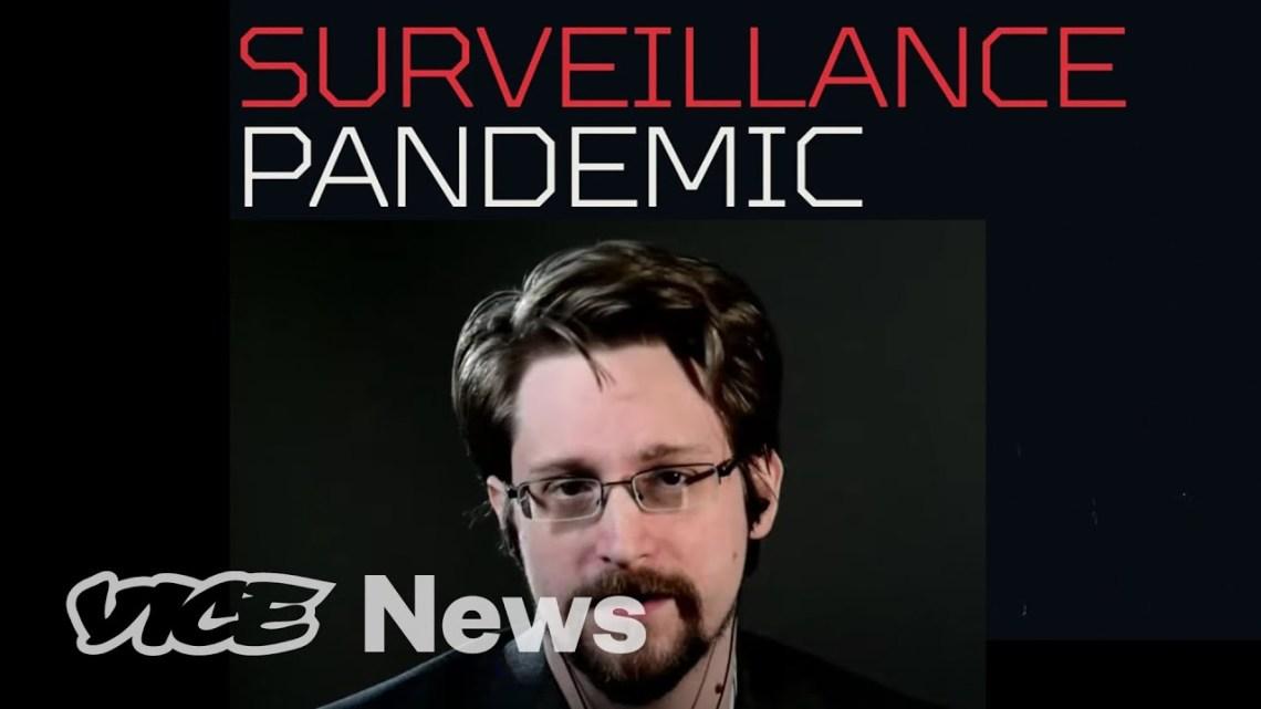 """Edward Snowden over Corona Monitoring: """"Maak een architectuur van onderdrukking"""""""