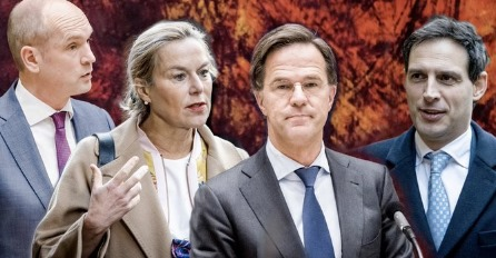 COVID-19 maar RUTTE-21: Nederland is geen gaaf land meer