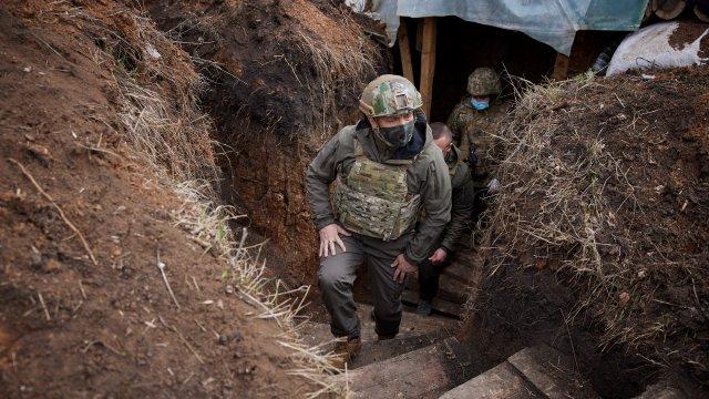 Situatie rond Russisch-Oekraïense grens naar kritieke fase