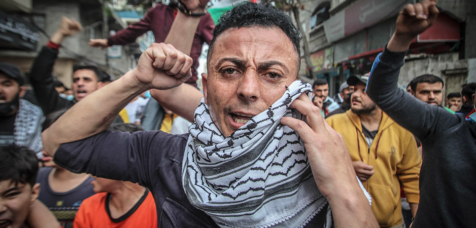 Israël is aan het uiteenvallen