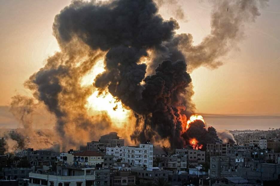 Stop de genocide van Palestina door Israël