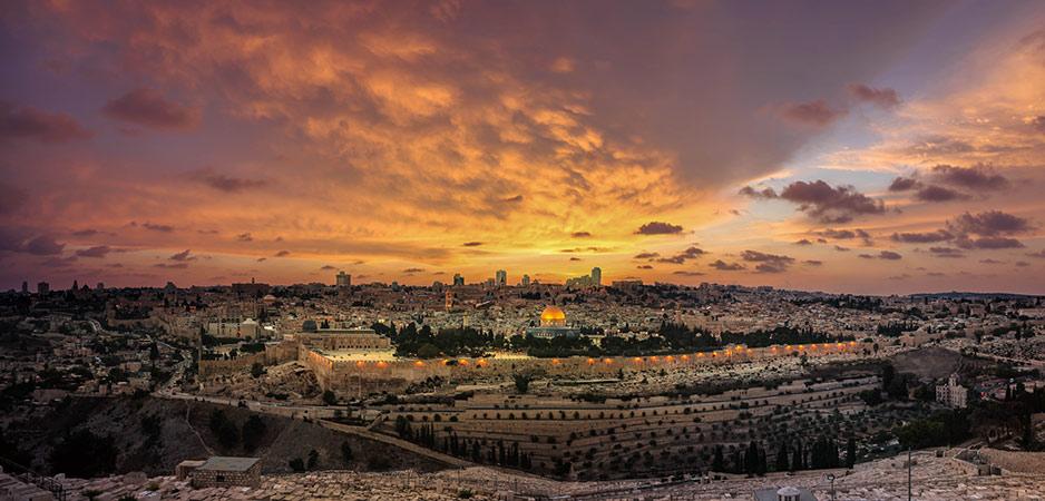 De toekomst van Jeruzalem is belangrijk voor ons allemaal