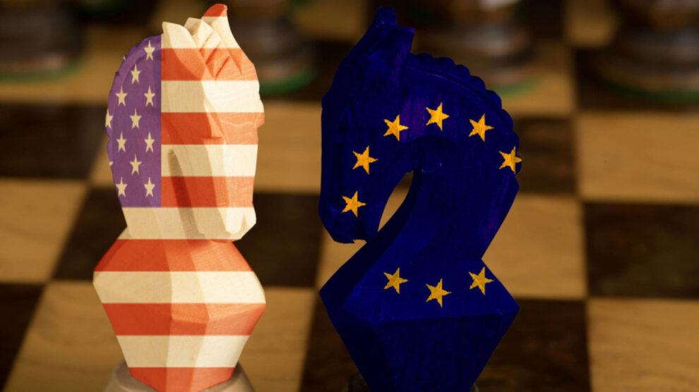 Het Europese dilemma, oftewel: hoe Duitsland Europa wil opofferen aan de VS.