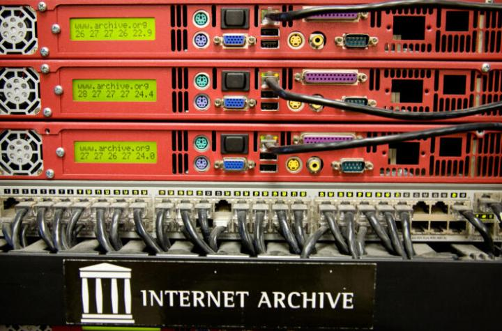 internetarchief