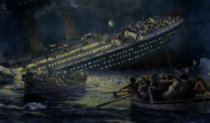 economische ineenstorting
