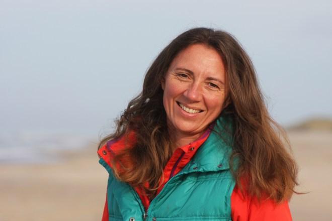 Andrea Lammert, Journalistin Nachhaltigkeit Reise