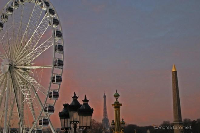 Paris Geheimtipp: Tuilerien im Morgenlicht
