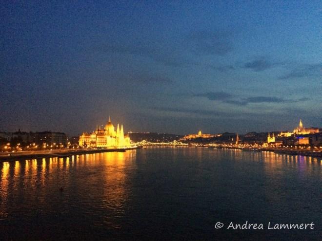 Budapest-Geheimtipps, Skyline