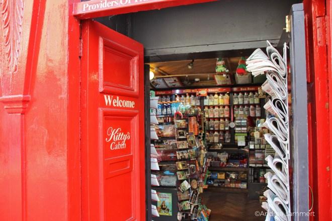 Kilkenny, Sehenswürdigkeiten, Geheimtipps, candy shop