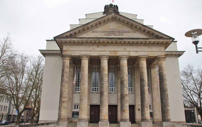 Detmold im Teutoburger Wald, Tipps für Detmold, hier Theater