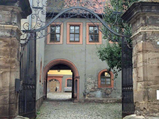 Weimar, Goethespasziergang,