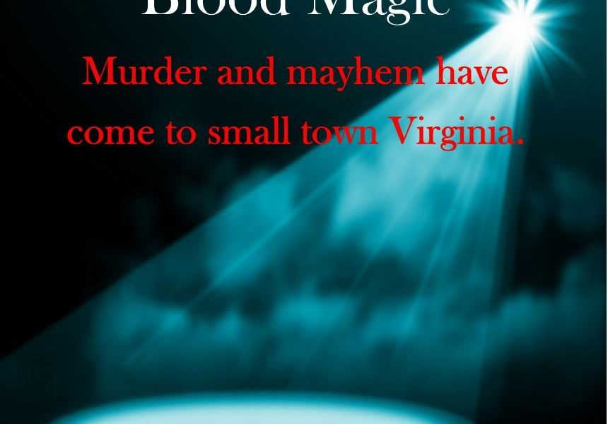 Blood Magic Podcast Cover Revised