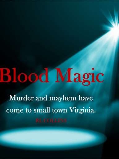 Blood Magic Revised Cover