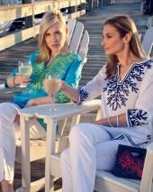 Gretchen Scott coral tunics