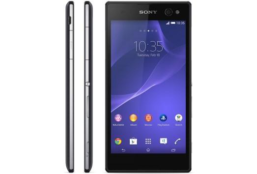 Sony Xperia C3 tranche