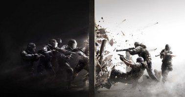 Rainbow Six Siege visual