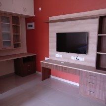 TV unit design, TV wall panel, study table