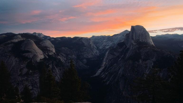 Full Frame Sunset