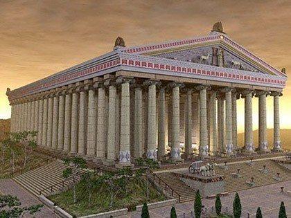 Ege gezisi: Sardes Antik Kenti ve Artemis Tapınağı