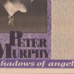 Peter Murphy B Side Magazine August 1988 Part 2