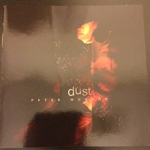 Peter Murphy Dust US CD 2002 Front Cover