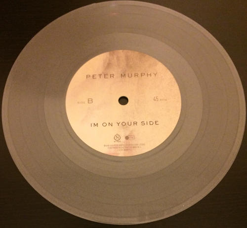 "Peter Murphy Hang Up US 7"" 2014 B Side"