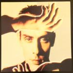 "Peter Murphy Indigo Eyes UK 7"" Box Set 1988 Art Print 4"