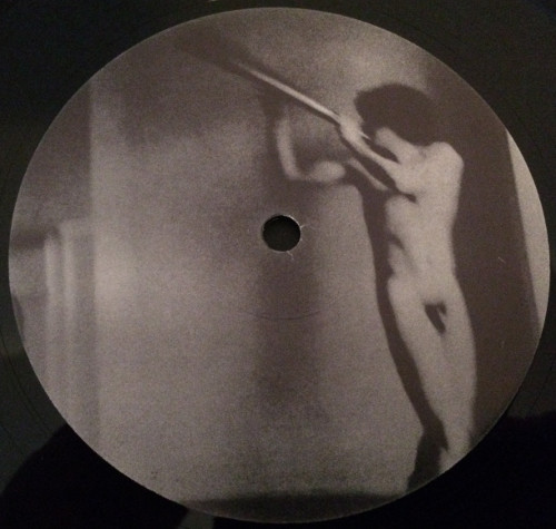 "Bauhaus In The Flat Field + 4AD UK 12"" 2008 A Label"