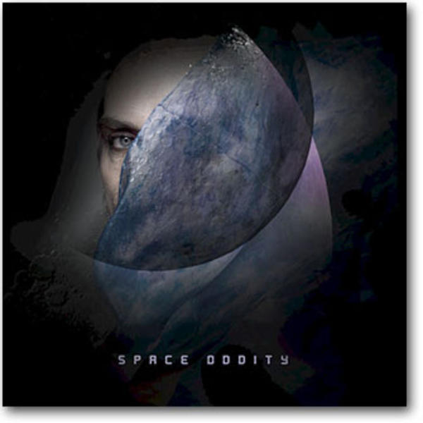 Peter Murphy Space Oddity US Digital 2009 Cover