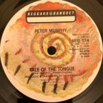"Peter Murphy Tale Of The Tongue UK 7"" 1986 A Label"