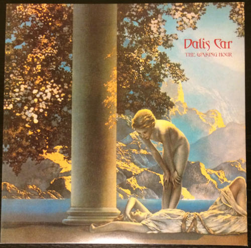 Dalis Car The Waking Hour JP CD Promo 2005 Front Cover